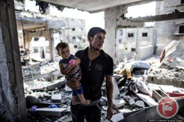 Vluchtelingenkamp Gaza