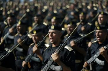 Hamas veiligheidstroepen