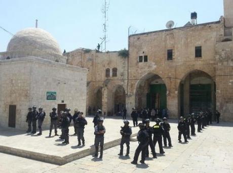 Militairen Al Aqsa