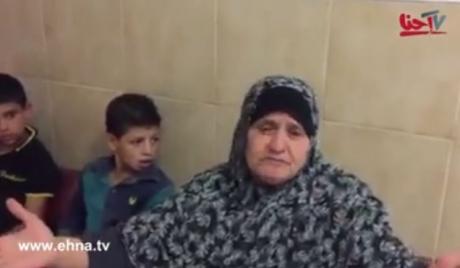 Moeder van Mohammad 'Allan