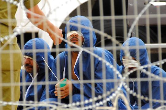 Palestijnse gevangenen1