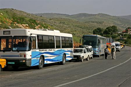 Zaatara checkpoint