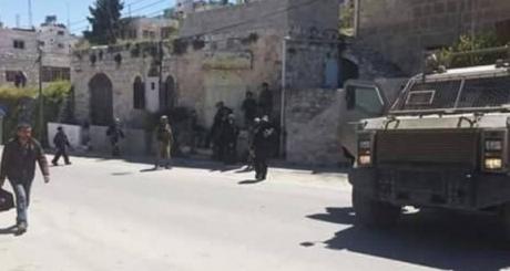 Hebron soldaten