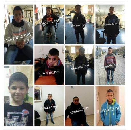 Jeruzalem ontvoerde kinderen