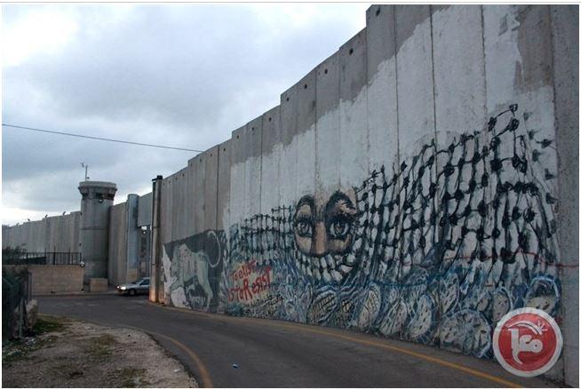 Muur Bethlehem