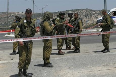 Israeli soldaten