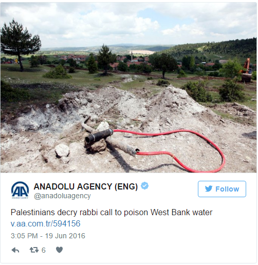 Watervergiftiging