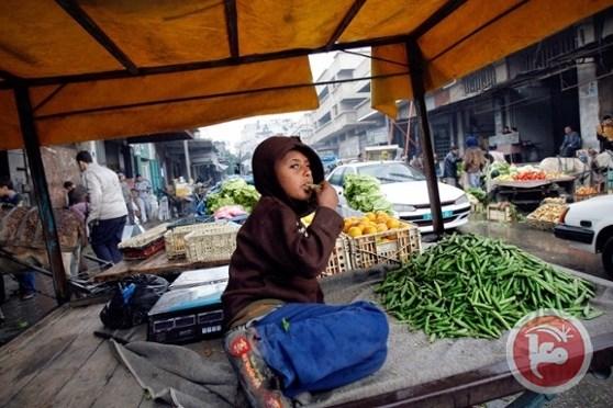 Gaza armoede