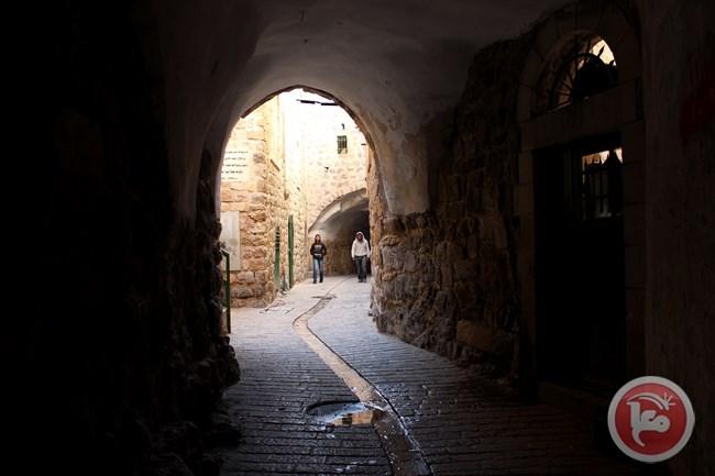 Hebron gevaarlijke vluchteling