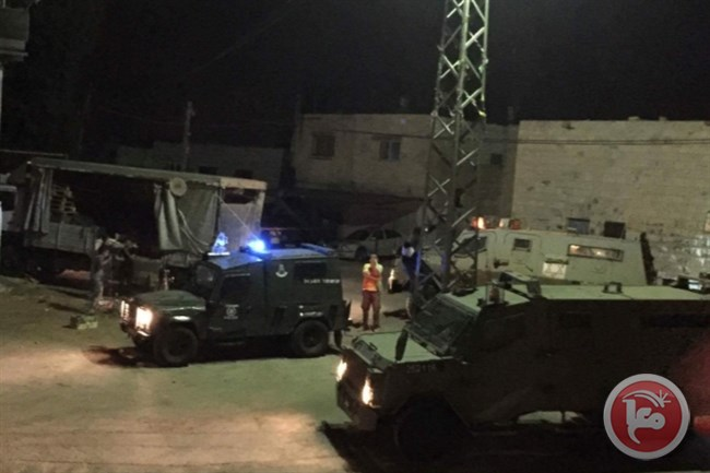 Militairen Ramallah