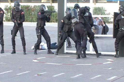 Verdachten Marokko opgepakt