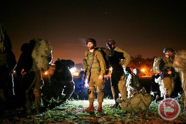 Zionist soldaten Eid al Fitr