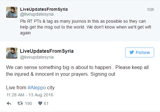 Aleppo hulp1