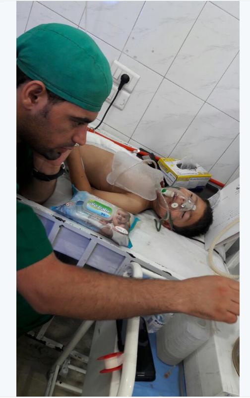 Aleppo M2 ziekenhuis1
