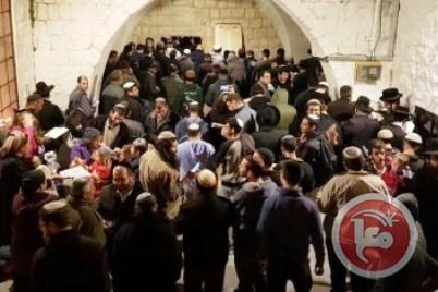 Clash Joseph's Tomb