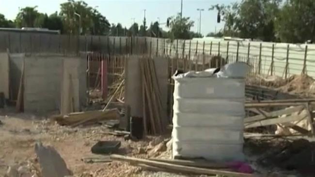 Palestijnse eigendommen gejat