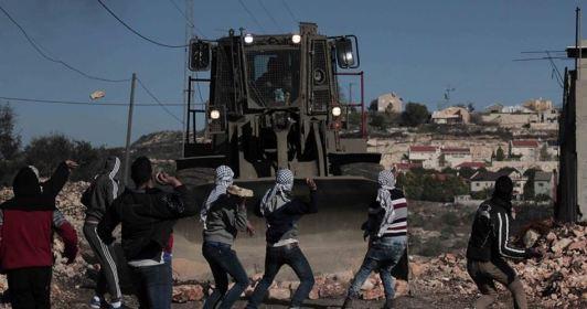 anti-nederzettingen-demo