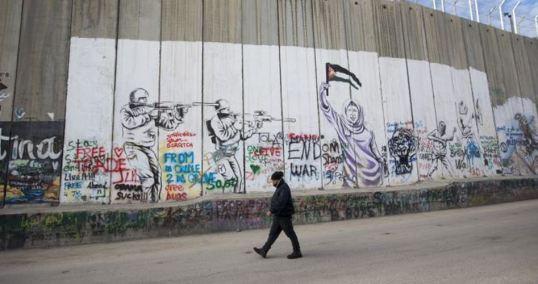apartheid-muur