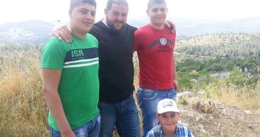 arrestatie-zoon-mesbah-abu-sbaih