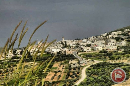 landdiefstal-nablus