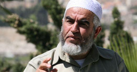 sheikh-raed-salah-komt-vrij