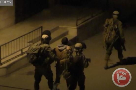 41-palestijnen-opgepakt