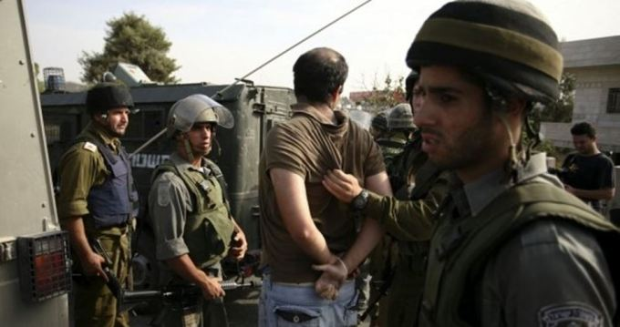 5-palestijnen-opgepakt