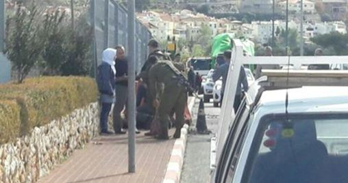 arrestatie-palestijn-ramallah