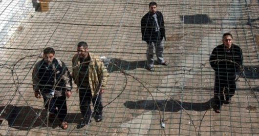 hamas-gevangenen