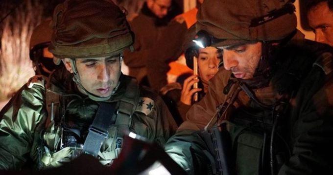 militaire-oefening-al-khalil