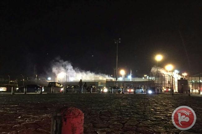 qalandiya-checkpoint-dicht