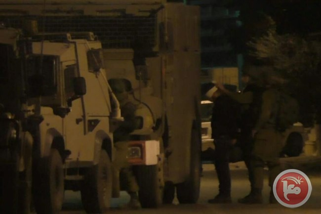 14 Palestijnen opgepakt