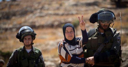 15 Palestijnse vrouwen