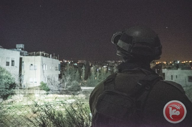 22 Palestijnen opgepakt