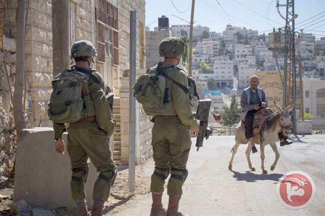 37 Palestijnen opgepakt WB