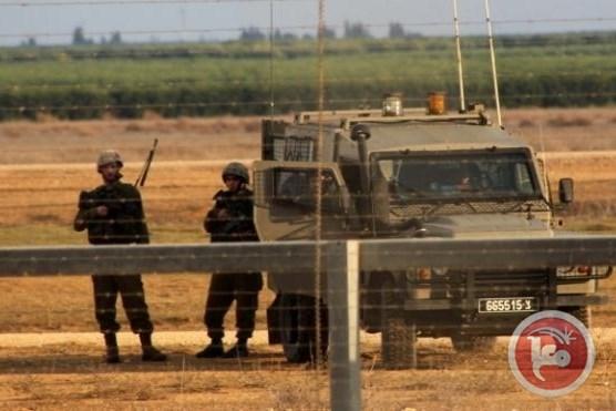 Aanval grens Gaza