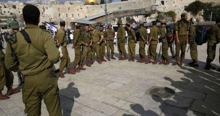 Al Aqsa militairen