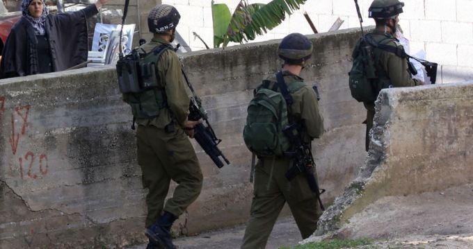 Al-Khalil raids