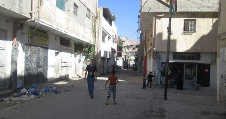 Balata vluchtelingenkamp