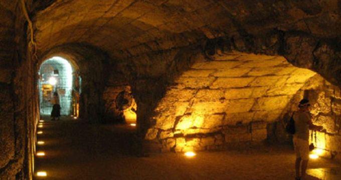 Geheime tunnels