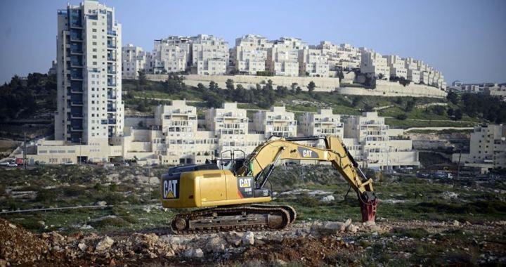 Illegale nederzetting in Jeruzalem