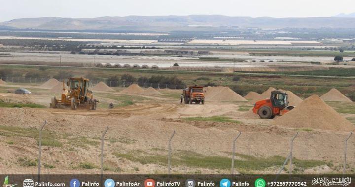 Nieuwe projecten Jordaanvallei