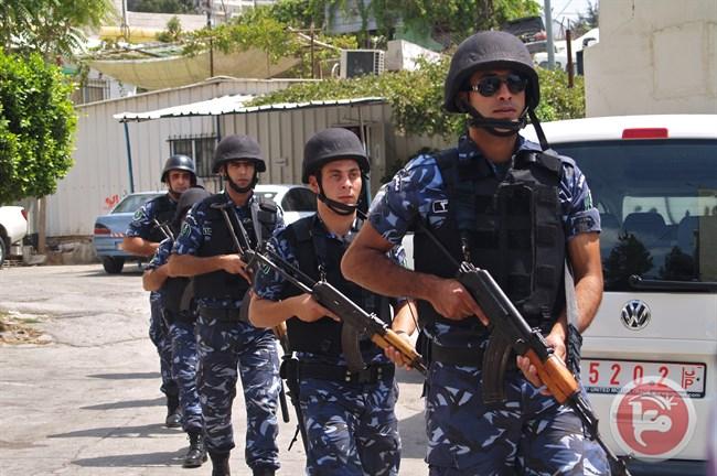 PA arresteren in Hebron