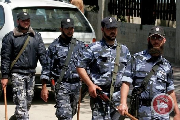 PA veiligheidstroepen