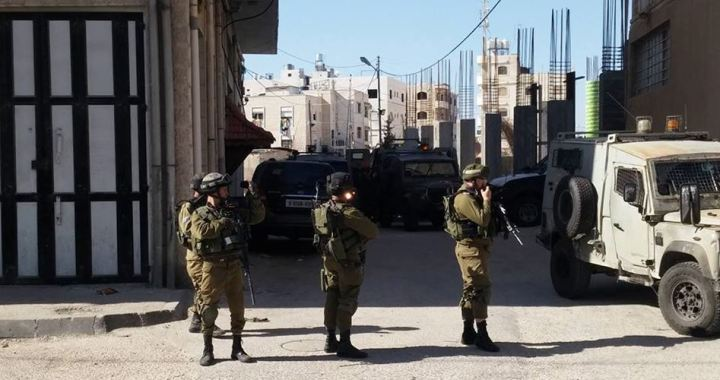 Palestijnen incl journalist opgepakt