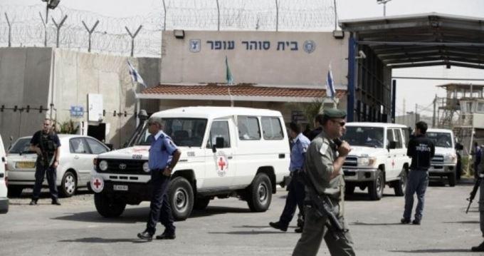Palestijnse MP in gevangenis