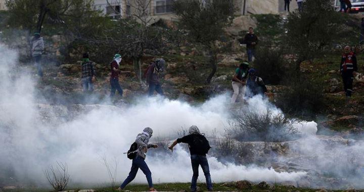 Ramallah wekelijkse demo