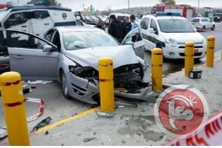 Vrouw beschoten Gush Etzion