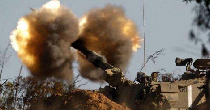 Zaterdag aanval Gaza