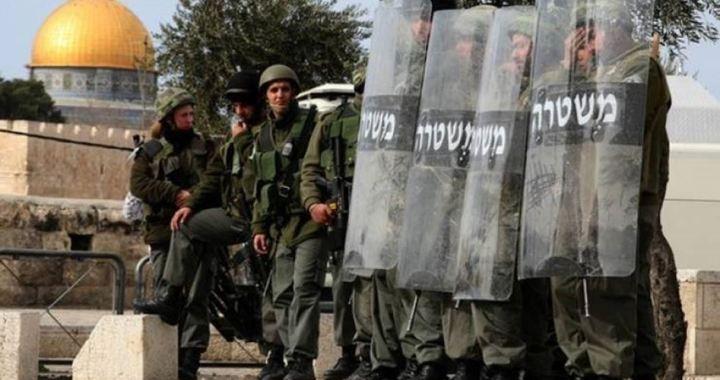 Zio soldaat valt Palestijnen aan